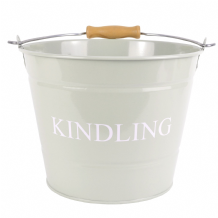 Small Kindling Bucket - Olive